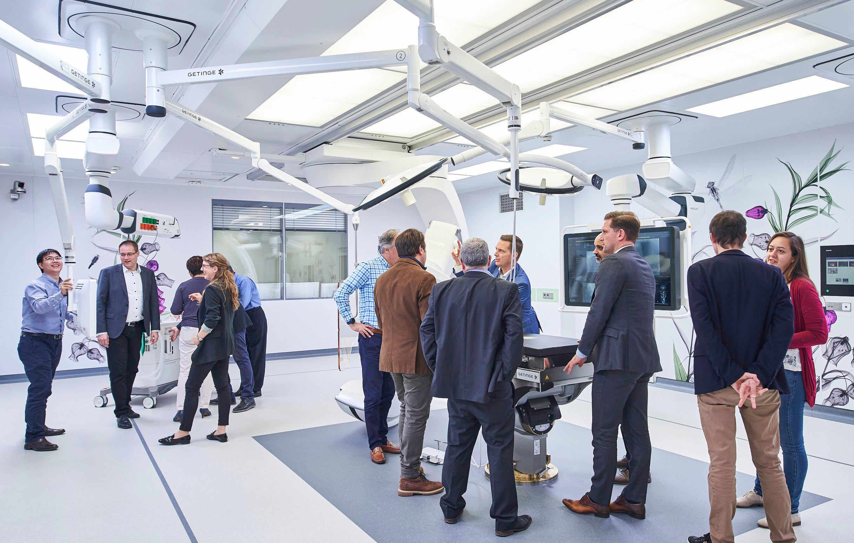 Getinge - the future of surgery