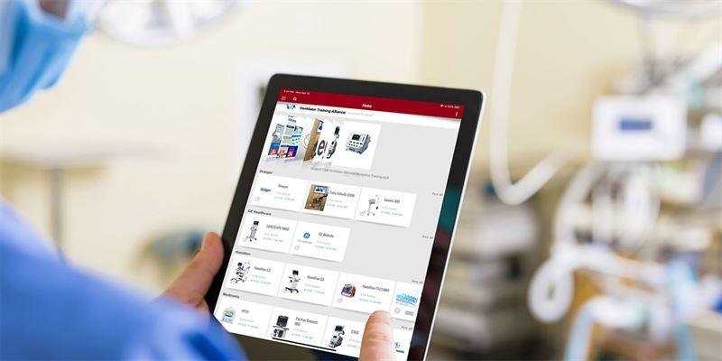 COVID-19パンデミックの最前線に立つ医療従事者を支援するアプリがリリース